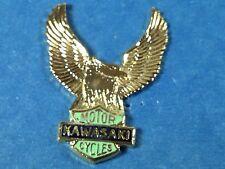 pins pin moto motor cycles aigle eagle logo kawasaki email
