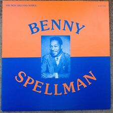 BENNY SPELLMAN Bandy Compilation LP The New Orleans Series Lipstick Traces NM