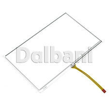 "7.4"" DIY Digitizer Resistive Touch Screen Panel 170mm 110mm 1.41mm 4 Pins"