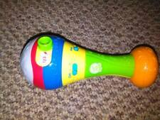 LeapFrog Baby Bilingual Maraca FRENCH & ENGLISH Counting Colours Music