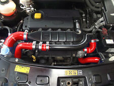 FREELANDER TD4 INTERCOOLER TURBO AIR INTAKE SILICONE HOSE PIPE KIT RED