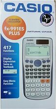 Casio fx-991ES Plus Casio Scientific Calculator fx-991ES Engineering Calculator