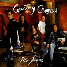 Counting Crows Mr. Jones (1994) [Maxi-CD]