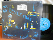 "12"" Maxi, The Leather Nun, Desolation  Avenue, UK Wire WRMS 007"