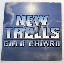 """NEW TROLLS - CIELO CHIARO - SEBASTIANO - 45gg 7"""" NUOVO"""
