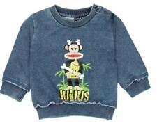 Paul Frank Baby Boys Small Paul PF8024W2 Jumper - Up to 24 Months
