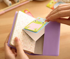 4PCS post it tabs post it notes sticky notes memo page markers bookmark