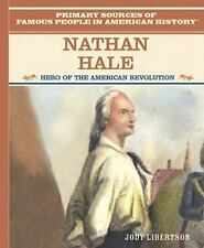Nathan Hale: Hero of the American Revolution (Famous People in America-ExLibrary