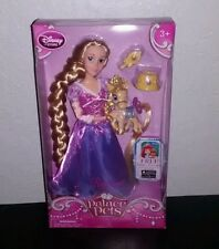 NEW Tangled Princess Palace Pets Rapunzel Doll Blondie Pet Figure Disney Store