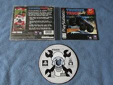 Thunder Truck Rally (Sony PlayStation 1, 1997) COMPLETE RARE
