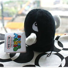 "Super Mario Bros.Character Series 5"" Bullet Bill Bomb Plush Animal Toy Cute Gift"