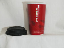 Official Starbucks Ceramic Travel Coffee Cup Mug - Fast Dispatch - Free P&P!!!