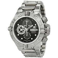 Invicta 6525 Subaqua Noma IV Limited Edition Automatic Chronograph S S Wirstwatc