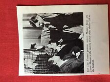 m2f ephemera 1959 film picture jeanne moreau maurice renet lift to the scaffold
