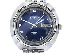 *Vintage Rare Citizen Seven Star Stainless Steel Automatic Watch ... Lot 2006076