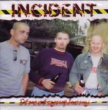 INCIDENT – STREET SYMPHONY CD orlik punk oi! 4 skins