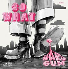 SO WHAT Hard Gum LP new sealed! THE EQUALS GIUDA JOOK Junkshop Glam Bovver
