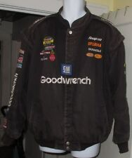 Chase Authentics Drivers Line Mens Kevin Harvick Goodwrench Racing Jacket Black