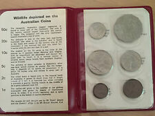 1972 UNC RAM SOUVENIR 6 COIN MINT SET