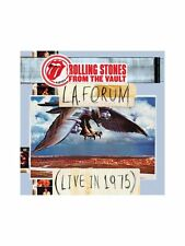 The Rolling Stones From The Vault L.A.Forum-Live In 1975  DVD 3 LP VINYL SEALED