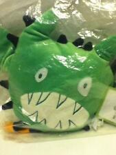 Plush My Own Monster Yucky Green Pillow Toy Stuffed Animal 19""