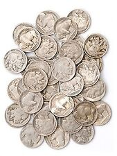 Big Buffalo Blowout!! HUGE! 15 NICE BUFFALO NICKEL LOT SALE OLD COINS BULK SALE!