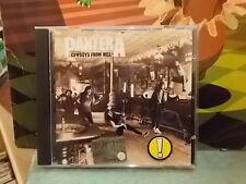 """PANTERA """" COWBOYS FROM HELL """" CD 1990"""