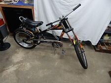 "2005 OCC 20"" Black/Crome Chopper Schwinn Sting-Ray Model S2914WM Bicycle Bike"