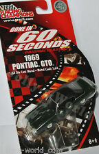 Racing Champions - 1969 PONTIAC GTO * GONE IN 60 SECONDS * 1:64 moviecar