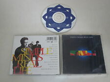 SIMPLE MINDS/REAL LIFE (VIRGIN CDV 2660) CD ALBUM