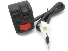 L/H Switch Honda ATC200X ATC 200X Light/Kill/Start 1983-1985 NEW!