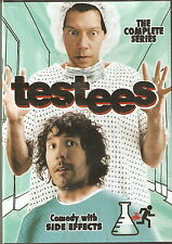 TEST@@S - The Complete Series. Steve Markle, Jeff Kassel (NEW/SEALED 2xDVD SET)