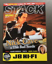 STACK MUSIC MAGAZINE Nick Cave & The Bad Seeds Issue 143 SEPT 16 Glass Animals