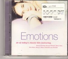 (GA966) Emotions, 2CD  - 2002 CD