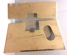 Ford Model A Stock Style Wood Floor Board Main and Toe 1928-1931