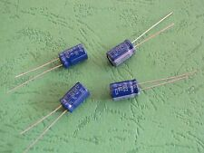 10pcs NCC 25V 220uF LXZ Motherboard Electrolytic Capacitors 8mm×11.5mm