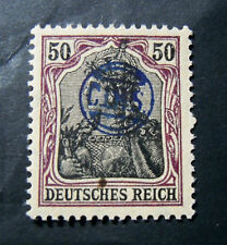 "GERMANIA,GERMANY D.REICH PLEBISCITO 1920 OVP "" C.I.H.S."" 50 c. MH RARE Signed"