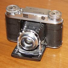 Voigtlander VITO III 35mm film RANGEFINDER camera with 50mm f2 ULTRON GERMANY