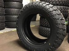(4) NEW LT35/12.50-R20 Delinte DX9 M/T 10ply TIRES 35 12.50 20 35X12.50 20 MUD