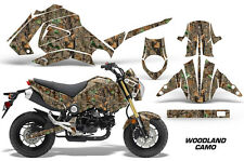 Honda Graphic Kit AMR Racing Bike Decal Grom 125 Decal MX Parts 2013-2014 WDLAND