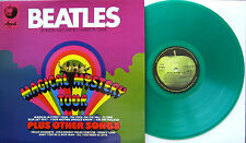 """The Beatles """"MAGICAL MYSTERY TOUR""""  STEREO Color Vinyl LP German Pressing"""