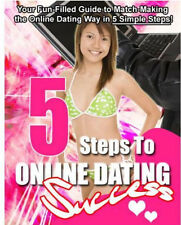 5 Steps To Online Dating Success Ebook  Love - PDF - Find Soulmate Partner