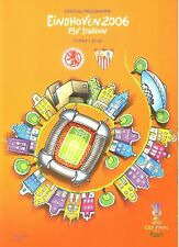 UEFA CUP FINAL 2006: Middlesbrough v Sevilla