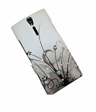 Design Strass No.1 Hard Back Handy Cover Case Hülle für Sony Xperia S  LT26i
