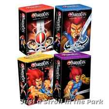 Thundercats: Complete Original Series Seasons 1 & 2 (130 Episodes) Box/DVD Sets