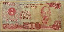 Vietnam 500 Dong 1988 LD 7838280