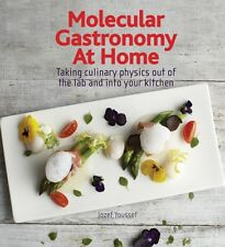 Molecular Gastronomy at Home: Taking Culinary Physics Out of the Lab and into Y.