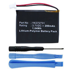 280mAh YK372731 Battery for Golf Buddy Voice & VS4 Voice GPS Range Finder