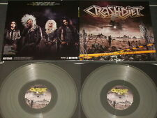 2 LP  -  CRASHDIET  -  The Savage Playground     /   CLEAR - VINYL    /   SEALED