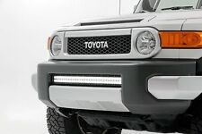 "Toyota FJ Cruiser 30"" LED Bumper Kit 07-14 (Chrome Series Light - 14400 Lumens)"